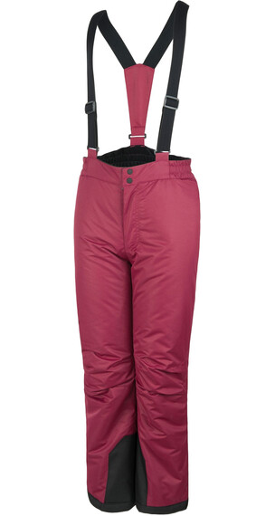 Color Kids Salix Cover Pants Beet Red